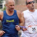 runner in vista roma