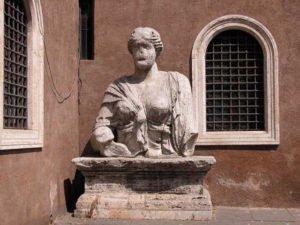 statue parlanti Open House Roma 2017