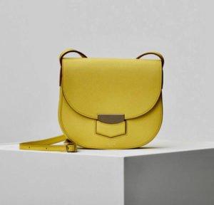 tendenze moda estate 2017 celine small trotteur bag