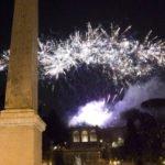 29 giugno eventi roma girandola terrazza del pincio fuochi d'arificio piazza del popolo