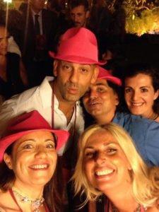 bererosa 2017 roma palazzo brancaccio 6 luglio pink wine