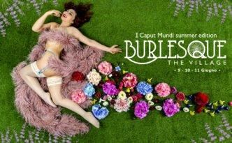 Caput Mundi International Burlesque