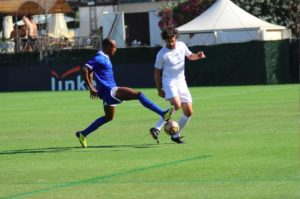Champions #withrefugees damiano tommasi partita liberi nantes