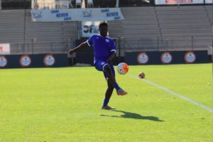 Champions #withrefugees partita liberi nantes 1
