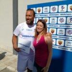 Champions #withrefugees roma blogandthecity dario marcolin