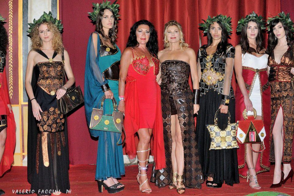Alta Moda, Arte e Solidarietà nel fashion show ideato da Eleonora Altamore in una location da favola
