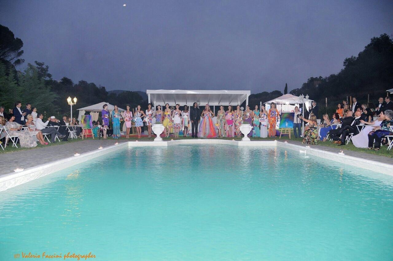 Fashion show in omaggio alla città eterna ideato da Eleonora Altamore