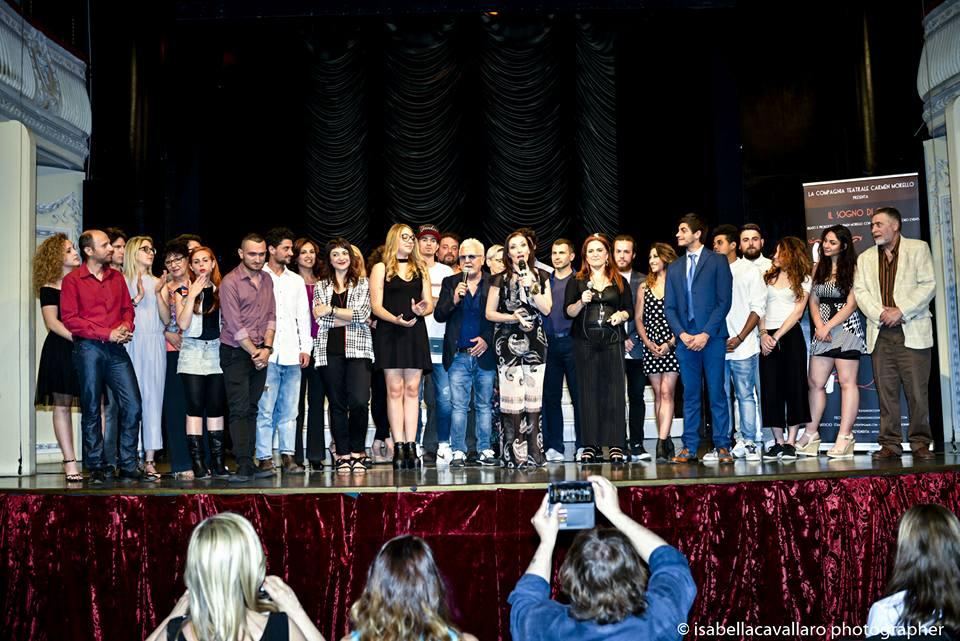 Il sogno di Clio debutta il 4 giugno al Salone Margherita