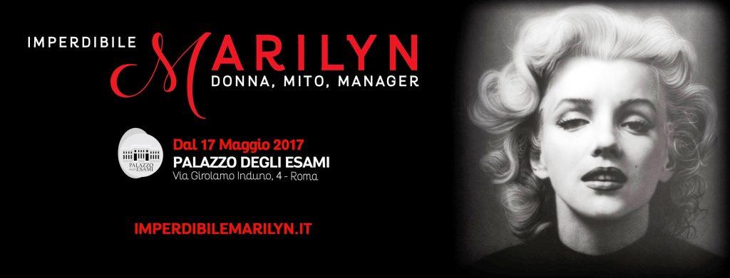 Imperdibile Marilyn palazzo degli esami locandina