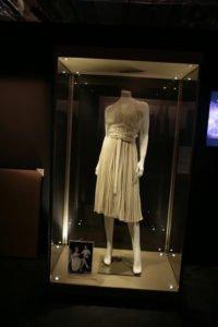 Imperdibile Marilyn palazzo degli esami vestito Travilla quando la moglie è in vacanza