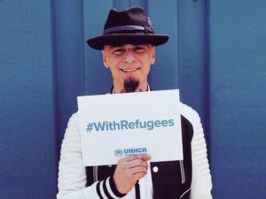JAx Champions #withrefugees