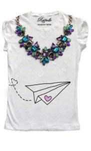 Ranpollo t-shirt limited aereo