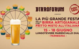 birroforum fritto misto 2017 roma locandina