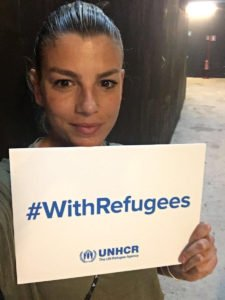 emma Champions #withrefugees
