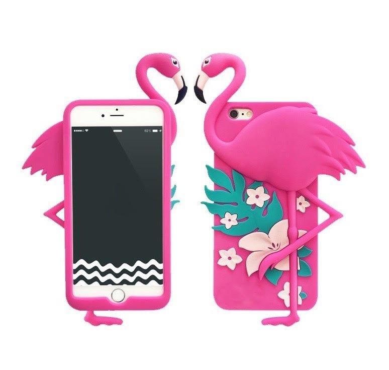 fenicotteri rosa flamingo mania cover cellulare CoverStop