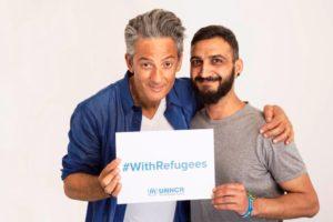 fiorello Champions #withrefugees