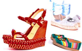 tendenza scarpe estate 2017 espadrillas !