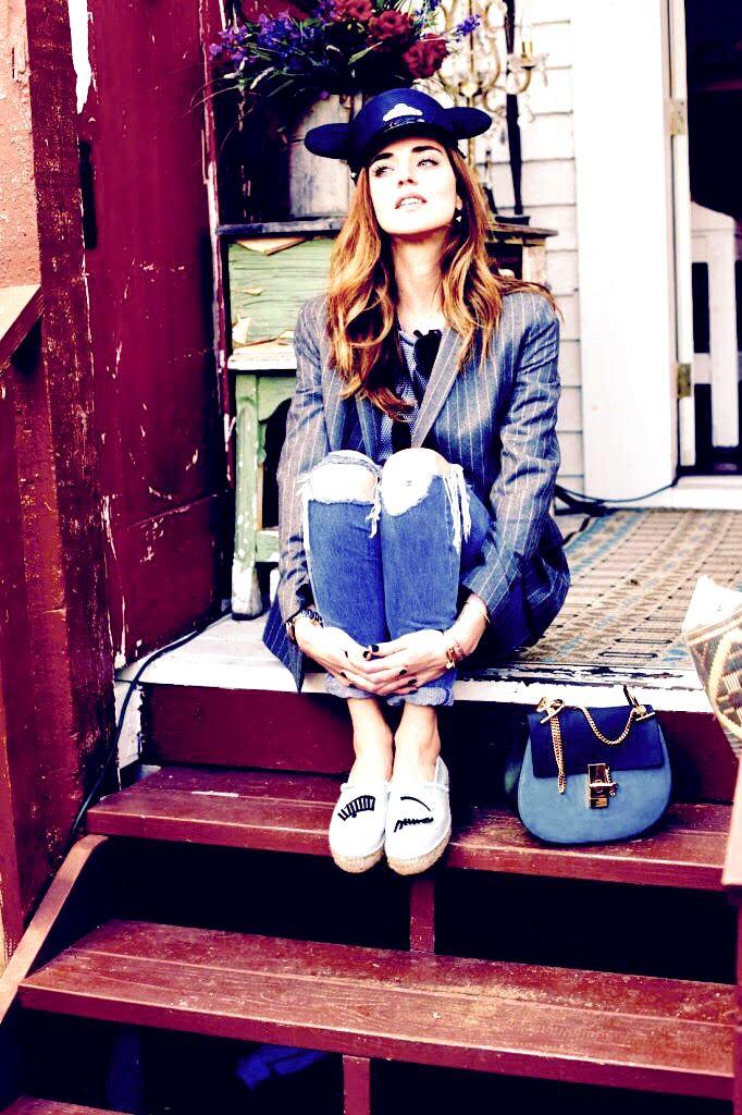 tendenza scarpe estate 2017 espadrillas Chiara ferragni blogger
