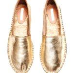 tendenza scarpe estate 2017 espadrillas espadrilles H&M