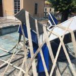 33° festival internazionale di mezza estate contemporanea ventidiciassette installazione 1