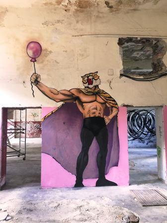 33° festival internazionale di mezza estate contemporanea ventidiciassette uomo tigre