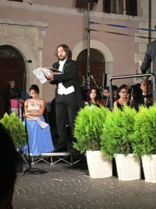 33° festival internazionale di mezza estate, florin estefan carmina burana