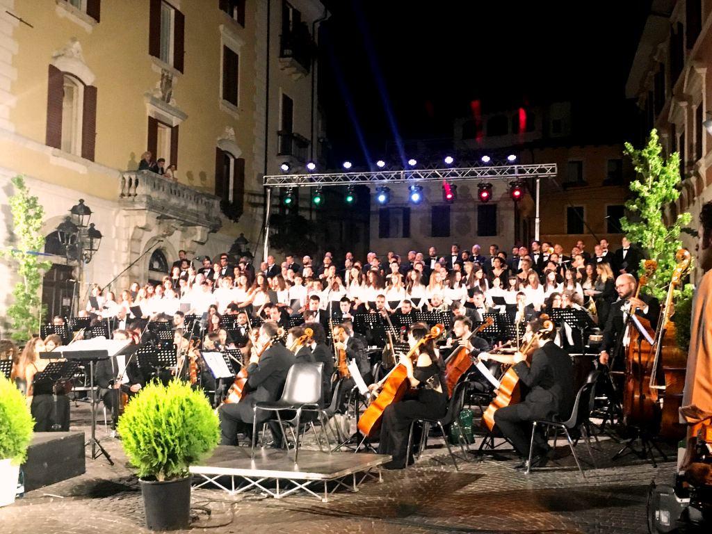 Inaugurato a Tagliacozzo il 33° Festival Internazionale di Mezza Estate