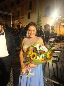 33° festival internazionale di mezza estate, soprano daniela cappiello carmina burana