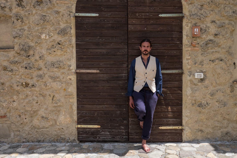 Racconto di un incontro con lo stilista Augusto Titoni