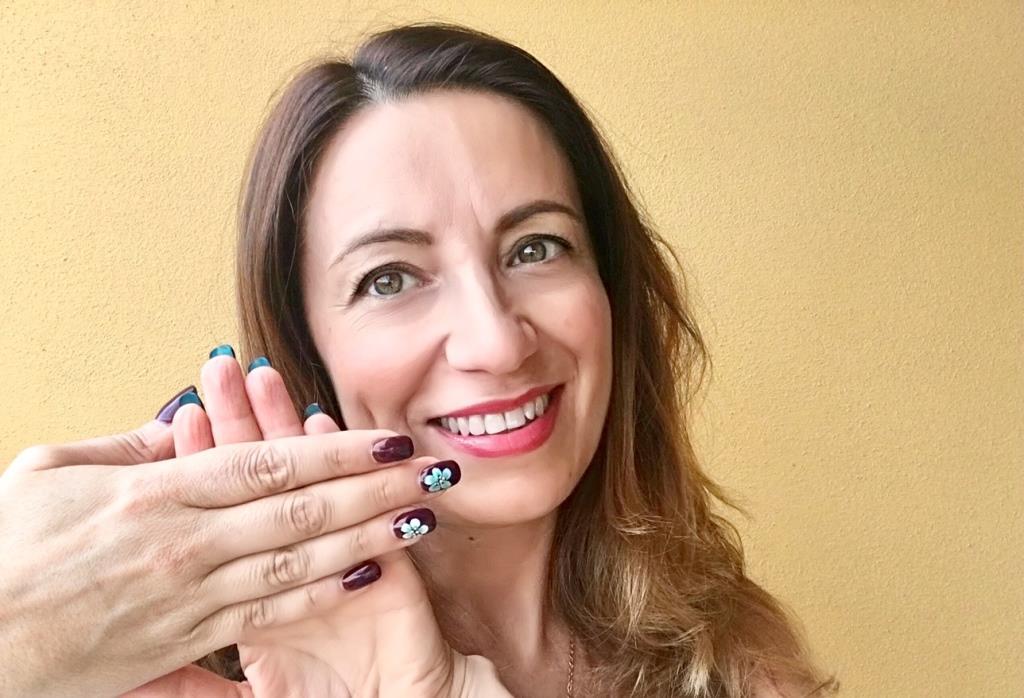 Tendenze 2017, Flip manicure