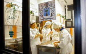chef per un giorno Laboratorio Gastronomico