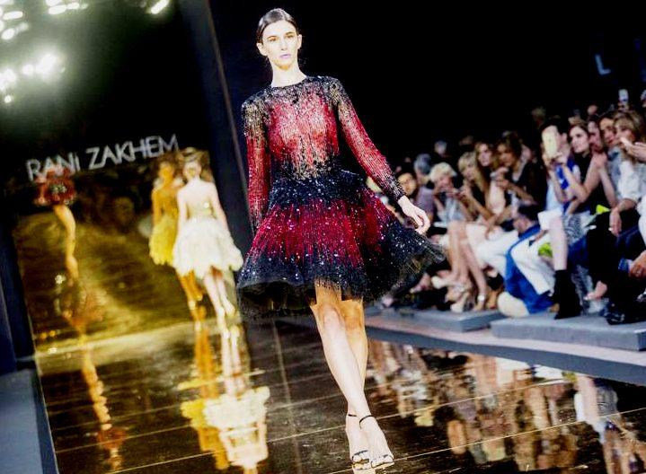 Rani Zakhem presenta ad Altaroma la sua collezione stellare