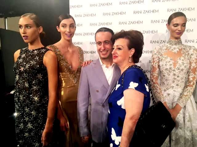 sfilate stilista Rani Zakhem