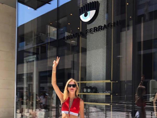 Chiara Ferragni Store, prima apertura Milano