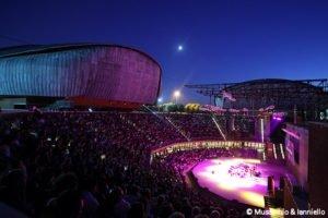 eventi week end roma francesco gabbani auditorium parco della musica