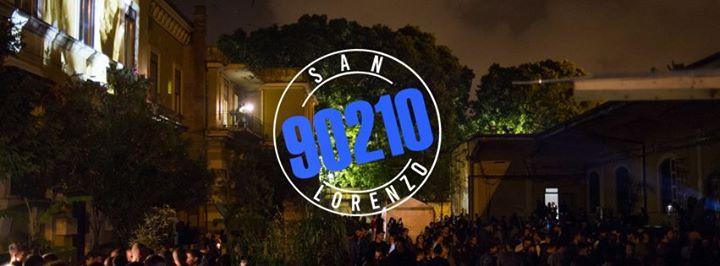 eventi week end roma san lorenzo 90210