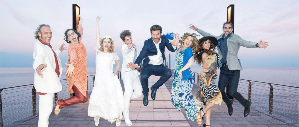 eventi week end roma teatro ostia antica musical Mamma Mia! cast