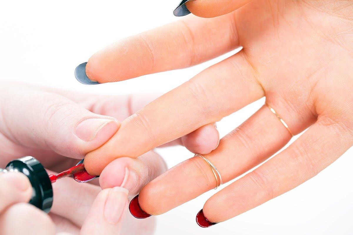 tendenze 2017 flip manicure tutorial