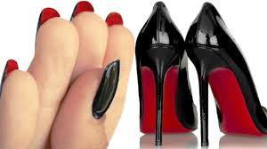 tendenze 2017 flip manicure unghie double face louboutin nails