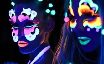 week end a roma 22 luglio fluo party espargo maccarese 1
