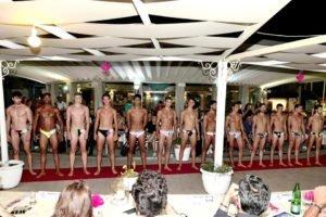 I 13 ragazzi in concorso Il più bello d'Italia