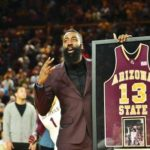 James Harden Arizona State college tour roma