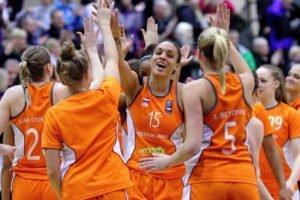 college basketball tour roma nazionale femminile olandese