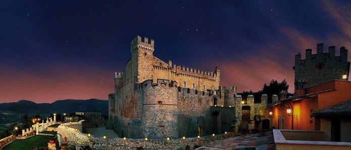 cosa fare a ferragosto a roma festa castello di Nerola