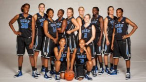 duke university basket femminile college tour roma 3 agosto