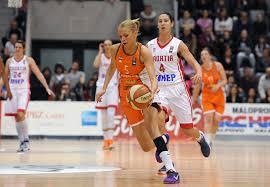 nazionale femminile olanda basket