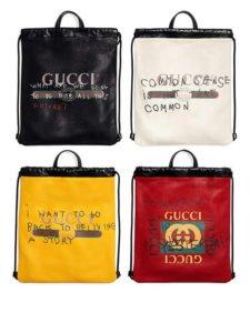 nuova collezione gucci coco capitan borse bags