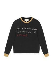 nuova collezione gucci coco capitan felpa pullover