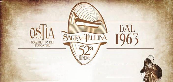 ostia sagra della tellina 52° edizione borghetto dei pescatori sagre