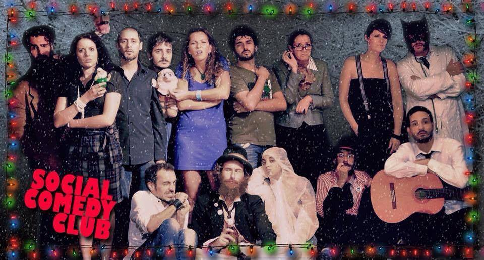 teatro lido di ostia social comedy club